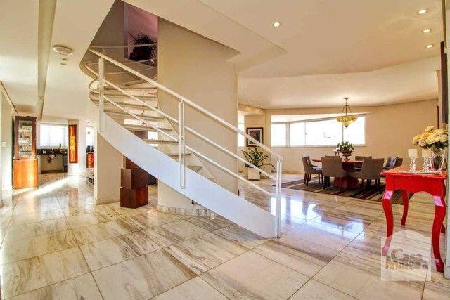 Apartamento à venda com 3 dormitórios em Serra, Belo horizonte cod:267394 - Foto 6