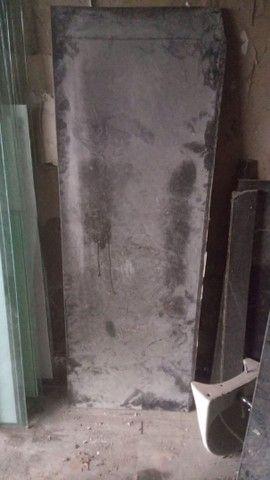 Pias e pedras de mármores banho Maria de selv service fruteira e outras coisas  - Foto 6
