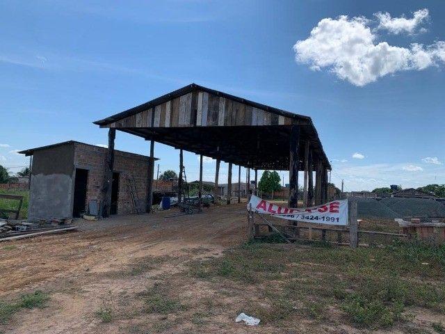 Aluguel de barracão em Ji-Paraná