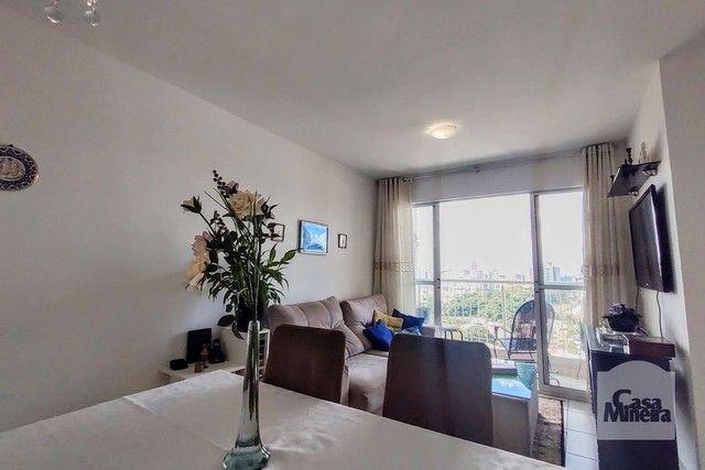 Apartamento à venda com 3 dormitórios em Paquetá, Belo horizonte cod:277202 - Foto 5