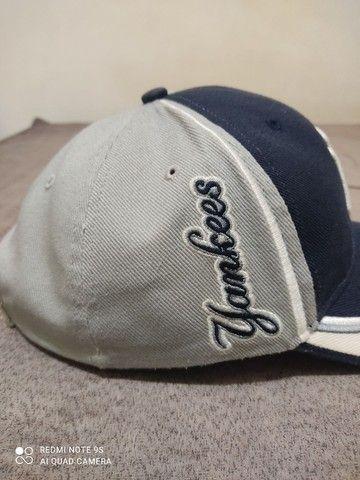 Boné Yankees original - Foto 2