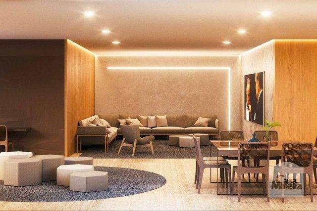 Apartamento à venda com 4 dormitórios em Sion, Belo horizonte cod:264980 - Foto 3