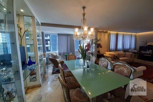Apartamento à venda com 4 dormitórios em Lourdes, Belo horizonte cod:278825