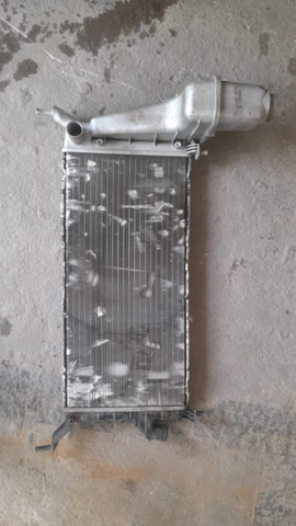 Radiador chevrolet celta com ar 2002 2003 2004 2005 2006 original