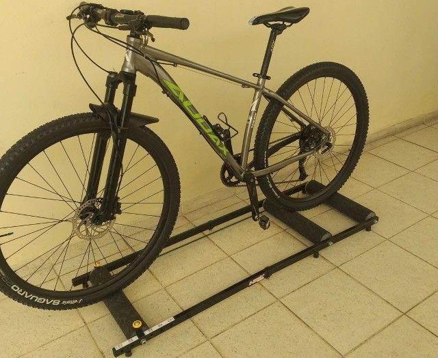 Bicicleta MTB Audax Aro 29 1x9 V, aceito speed como parte do pagamento.