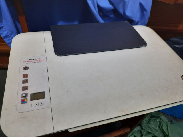 Impressora HP Deskjet (Ink Advantage 2546)