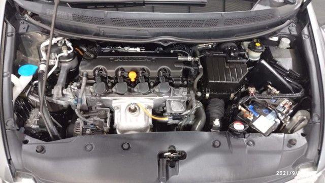 Honda Civic lxl 1.8 câmbio manual 2011/2011 Flex - Foto 10