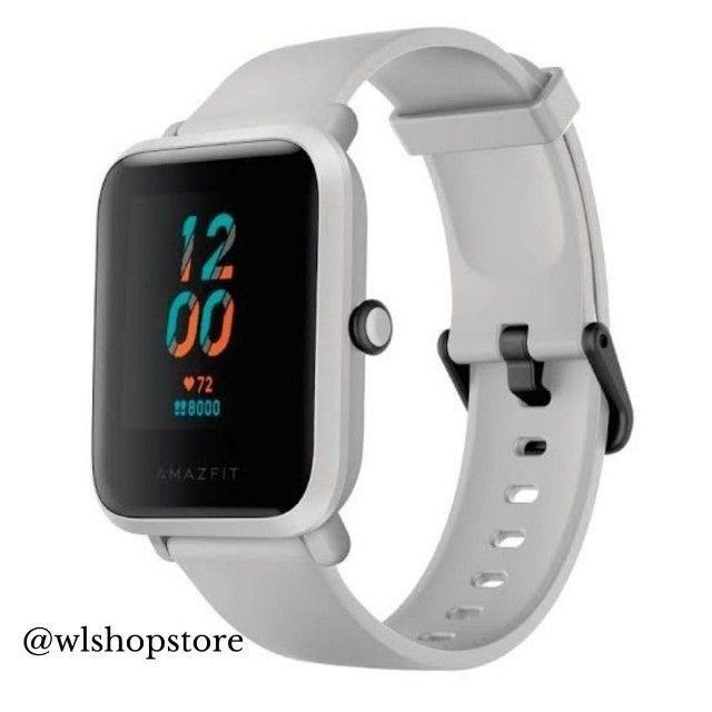 Relógio Inteligente Xiaomi Amazfit Bip (White Cloud) - Foto 2