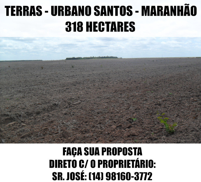Terras / Fazenda - Urbano Santos (MA) - 318 Ha - Faça Sua Proposta - Foto 5