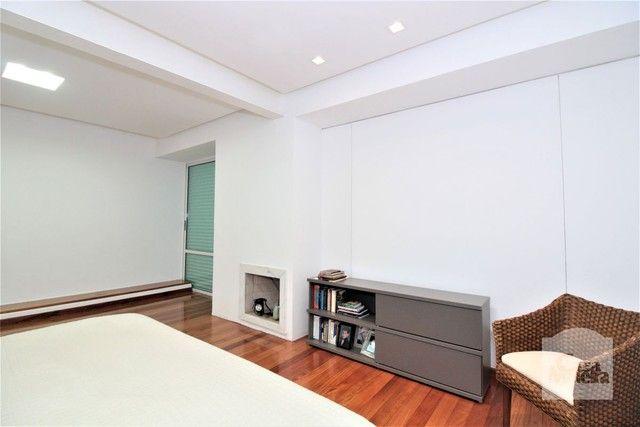 Casa à venda com 4 dormitórios em Mangabeiras, Belo horizonte cod:236329 - Foto 13