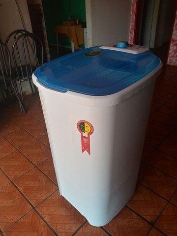 Tanquinho 10kg Estado de nova (( 3 meses de uso )) Entrega Gratis - Parcelamos - Foto 5