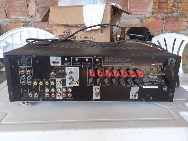 receiver yamaha rx 567 - Foto 3