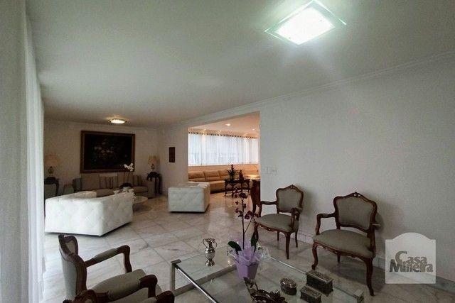 Apartamento à venda com 4 dormitórios em Santo agostinho, Belo horizonte cod:271100 - Foto 4