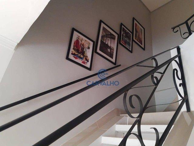 Sobrado com 3 dormitórios à venda, 226 m² por R$ 480.000,00 - Parque Residencial Tropical  - Foto 19