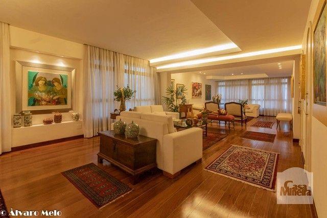 Apartamento à venda com 4 dormitórios em Lourdes, Belo horizonte cod:253467 - Foto 3