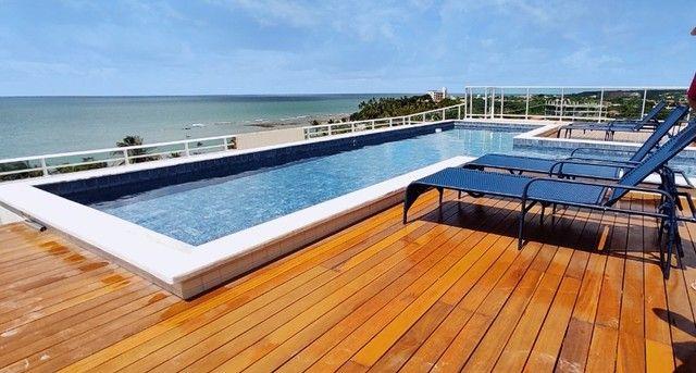 Apartamento Novo na Beira Mar de Carapibus - Foto 12