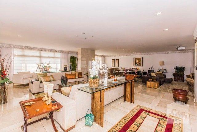 Apartamento à venda com 5 dormitórios em Serra, Belo horizonte cod:105840