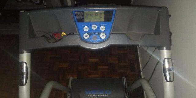 Esteira elétrica Weslo Cadence 6500 - Foto 2
