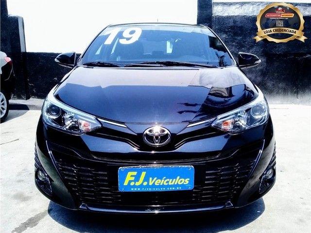 Toyota Yaris 2019 1.5 16v flex xs multidrive - Foto 2