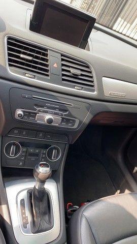 Audi Q3 2.0 TFSI COM TETO 2016 IMPECÁVEL!! - Foto 9