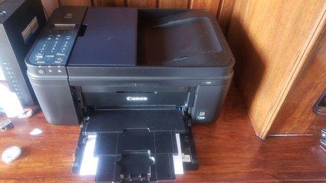 Impressora Multifuncional Canon pixma e481  - Foto 3