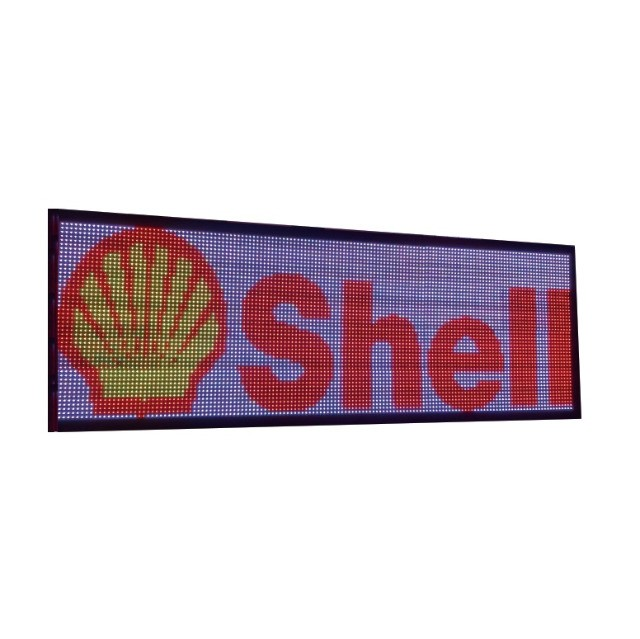 Painel Led RGB 200x40 P13 Outdoor c/ Wi-FI - Foto 2