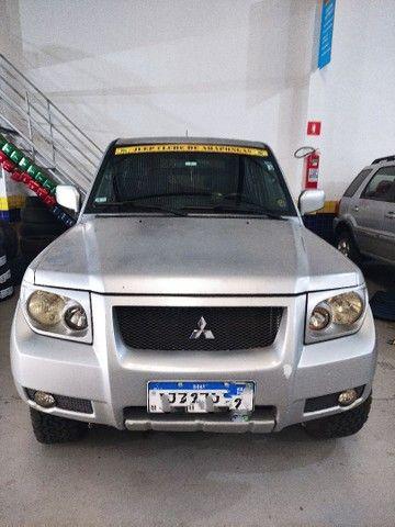 Pajero TR4 2008 câmbio mecânico