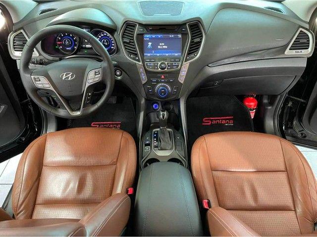 Hyundai Santa Fé GLS 3.3V6 *Teto Panorâmico, Interior Terra Cota, 4X4, 7Lugares* - Foto 4