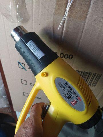 Soprador Térmico 1600W 220V V8 - Foto 2