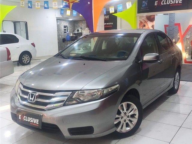 Honda City 2013 1.5 lx 16v flex 4p automático - Foto 3