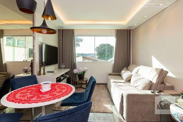 Apartamento à venda com 3 dormitórios em Serrano, Belo horizonte cod:279648