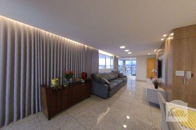 Apartamento à venda com 4 dormitórios em Santa rosa, Belo horizonte cod:275927 - Foto 3
