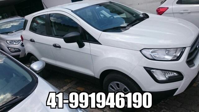 Ford Ecosport Se   Direct Automatica   Exclusivo Para Pcd