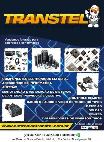 Pqap 6350 amplificador de sinal digital catv e vhf 35db proeletronic - Foto 3