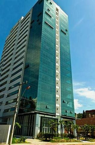 Sala Comercial - Centro - Joinville/SC