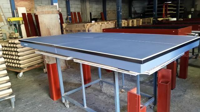 Tampo 2 X 1 Para Mesa De Sinuca / Bilhar E Ping Pong Jantar - Foto 2