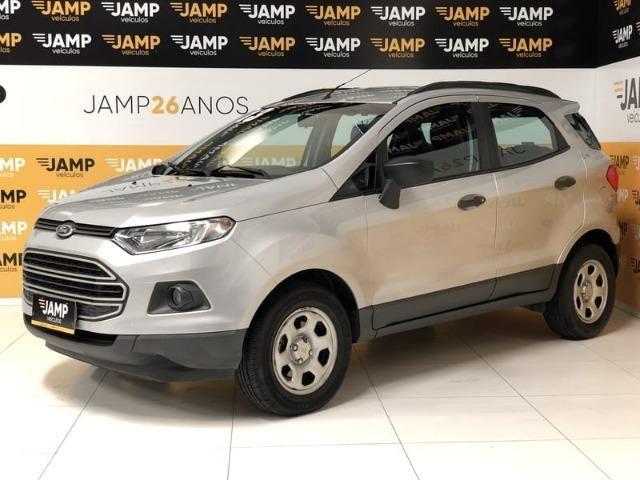 Ford Ecosport SE 2.0 Flex Automática - Banco em couro + Pneus ZERO + (IPVA 2019 Pago) - Foto 5