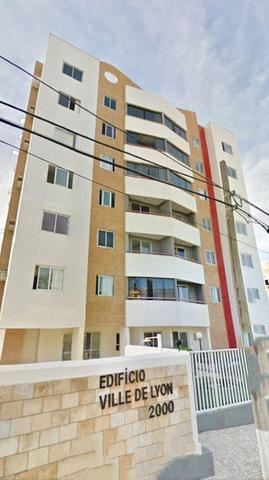 Apartamento 3/4 - 80m² -.Morro Branco - Cond. Ville de Lyon