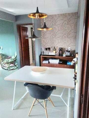 Apartamento 3/4 - 80m² -.Morro Branco - Cond. Ville de Lyon - Foto 8