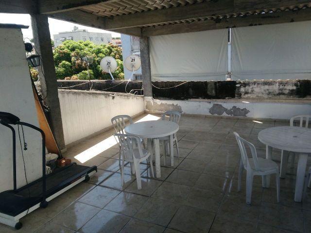 Boa Cobertura no Cachambi ac financiamento 02Qt vaga e condomínio barato perto do Prezunic - Foto 2