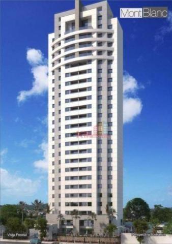 Vende-se excelente Apartamento Alto Padrão no Residencial Montc Blanc - KM IMÓVEIS