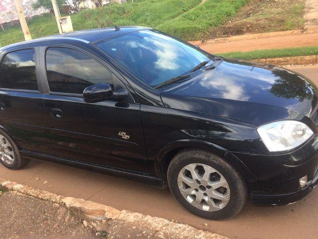 Gm - Chevrolet Corsa hat SS 1.8 (Flex) 2009
