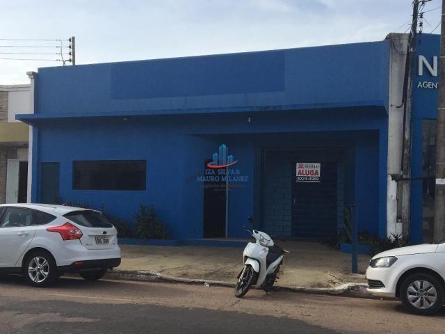 Prédio  comercial para locação, São Cristóvão, Porto Velho.