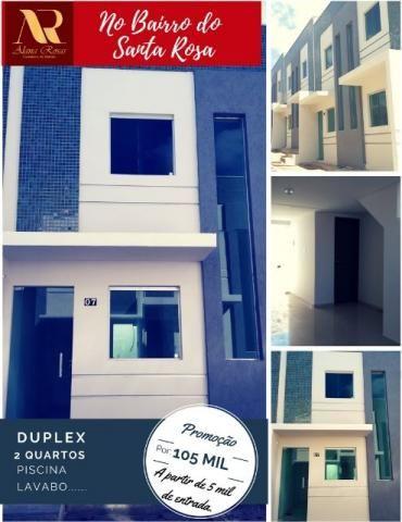 Duplex com piscina *promoção