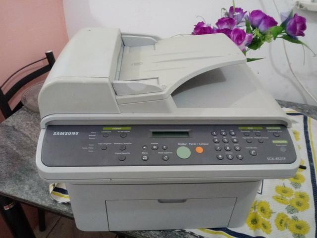Impressora multifuncional laser samsung 4521