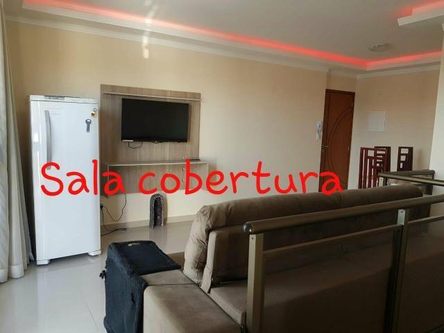 Cobertura dúplex com vista mar 2 suítes / 4 quartos no Braga - Foto 8