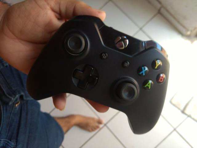 Controle xbox one entrada PS2 pra vender logo. ACEITO CARTÃO