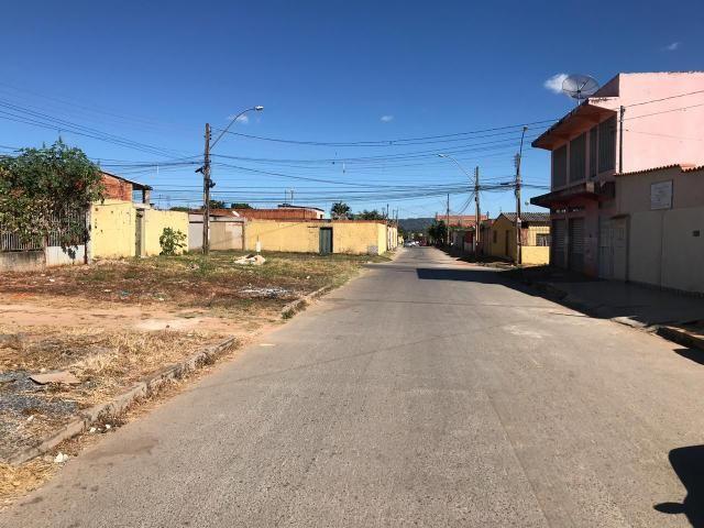 Casa 02 quartos lote 250m2 130mil arapoanga DF - Foto 7