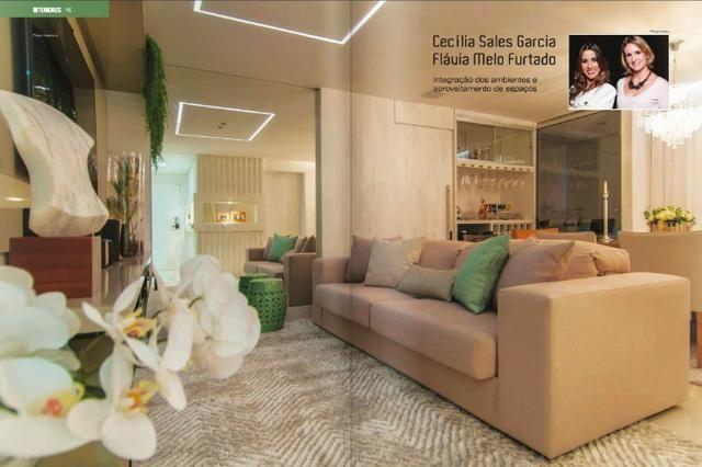 Apartamento Gardem em Lagoa Nova, 2 quartos, Cond Smile - Foto 3