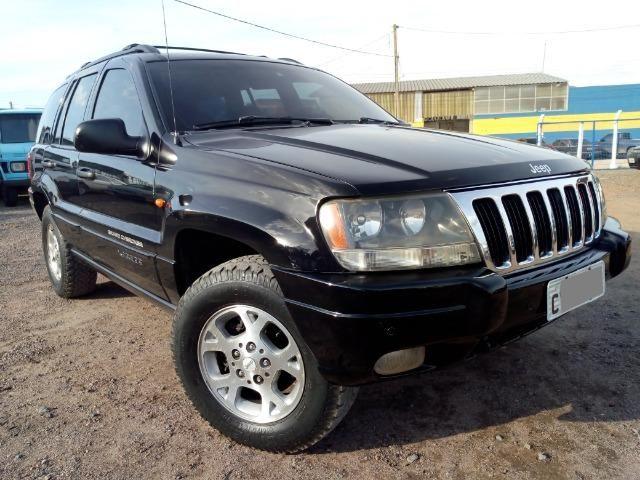 Jeep Grand Cherokee laredo 4.0 6cc linha 4x4 gnv e gasolina
